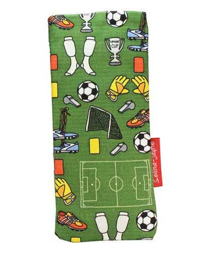 34436d2fa0ab Selina-Jayne Football Limited Edition Designer Soft Glasses Case